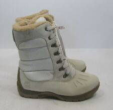 Timberland Womens Timberland Boots Non Marking Lace Up Thick Lining Size 7