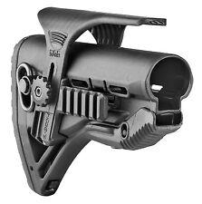 Original GL-Shock PCP -G Fab Defense Schwarz Mil-Spec Shock Absorbing Buttstock