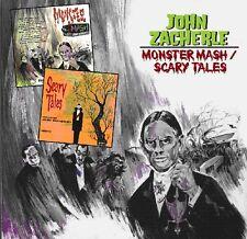 John Zacherle - Monster Mash / Scary Tales [New CD] UK - Import