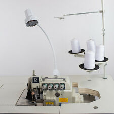 New-Tech 4 Thread Direct Drive Over Lock / serger sewing Machine, table & stand