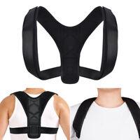 Adjustable Posture Corrector Clavicle Back Support Brace Belt Men & Women Unisex