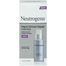 Neutrogena Rapid Wrinkle Repair Moisturizer Broad Spectrum NIGHT 1 oz