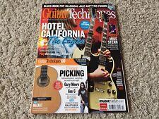 Guitar Techniques Magazine #187 February 2011
