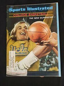 1966 DEC 05 SPORTS ILLUSTRATED MAGAZINE *UCLA'S LEW ALCINDOR-NEW SUPERSTAR* CS5