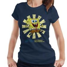 SpongeBob SquarePants Retro Japanese Women's T-Shirt