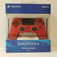 DualShock 4 Wireless Controller for Sony PlayStation 4 - Magma Red