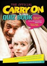 The Official Carry On Quiz Book by Burton, Paul 1785384813 FREE Shipping