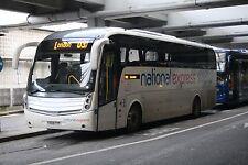 National Express liveried YX08FYP 6x4 Quality Bus Photo B