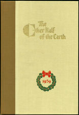Adrian Van Sinderen: The Other Half of the Earth. Two Volumes. 1959. 1 of 750