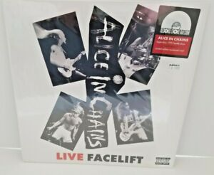 Alice In Chains-Live Facelift Vinyl 2016 RSD Numbered Limited Edition Sealed