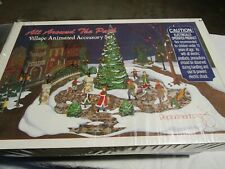 Dept 56 All Around The Park Village Animated Accessory Set