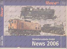 Roco Neuheiten 2006
