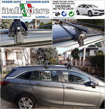 BARRE Portatutto SPECIFICHE Portabagagli Portapacchi Opel Astra ST dal 2016 >