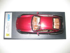 BBR  Ferrari 612 Scaglietti Detroit Auto Show 2006 Black Metal- 1:43 Neu in OVP