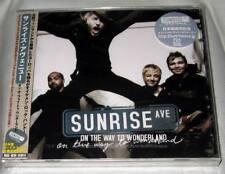Sunrise Avenue - On The Way To Wonderland / JAPAN CD (2006) NEW +4 bonus tracks