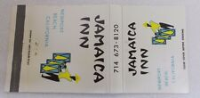 MB-17 Matchbook Cover - Jamaica Inn Newport Beach, Ca 30 Strike