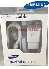 OEM Samsung Galaxy Note 4 S6 S7 Edge Adaptive Fast Rapid Charger EP-TA20JWE New