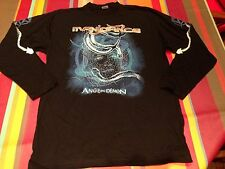 MANIGANCE Ange ou Demon, French Tour NEW, size L, Rock t shirt