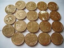 Poland 2 ZL Complete Set 19 Coins 2005 NG (Billig)