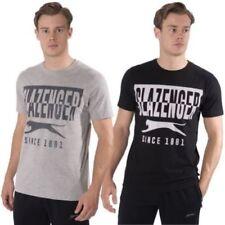 Sport Herren-T-Shirts mit Rundhals-Ausschnitt in normaler Größe