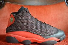 VNDS Nike Air Jordan XIII 13 Retro BLACK RED WHITE BRED 414571-010 Size 11 OG AL