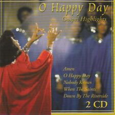 O Happy Day - Gospel highlights  - 2 CDs -