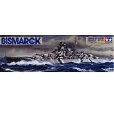 Tamiya 78013 Bismarck German Battleship 1/350