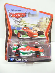 Disney Pixar Cars No4 Francesco Bernoulli
