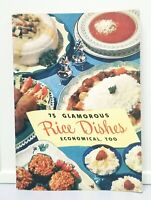 Vintage Rice Recipe Cookbook Booklet by Louisiana State Rice Milling Company