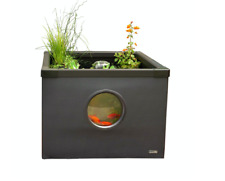 Hozelock Above-Ground Pond 95 x 95 x 70cm Outdoor Aquarium Fish Tank 3085