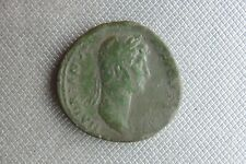 Hadrian sestercius (117-138 AD) COS III / SC  FORTRED