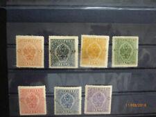 Ungebrauchte Briefmarken mit Falz aus Griechenland