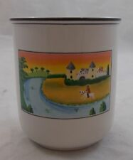 Villeroy & and Boch DESIGN NAIF LAPLAU storage jar CASTLE 9cm BM074