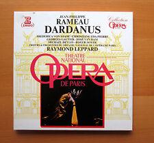 STU 71416 Rameau Dardanus Von Stade Raymond Leppard ERATO 2xLP + booklet NM/EX
