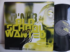 Compil R'N'B Old school most wanted Limited edition PROMO 56483