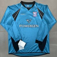 Authentic Punch Ipswich Town 2003-05 Goalkeeper Jersey. BNWT, Size XXL.