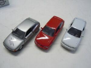 Drei rare Opel Astra F Modelle von Gama in 1:43  neu
