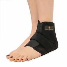 ▶▶▶ Ankle Support  Brace Adjustable Neoprene Wrap for Sprained Ankle Pain Relief