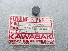 KAWASAKI NOS NEW KZ 400 CYLINDER HEAD DAMPER RUBBER #92075-255 OM10