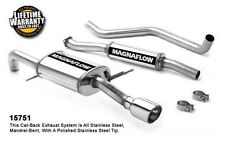 "2001 Mazda Protege 2.0L Magnaflow 2.25"" Cat-Back Exhaust 15751"