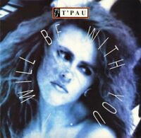 """T'PAU i will be with you SRNT 87 uk siren 1988 12"""" PS EX/EX"""