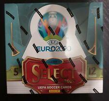 19/20 Panini Select UEFA Euro 2020 Soccer Hobby Box Sealed