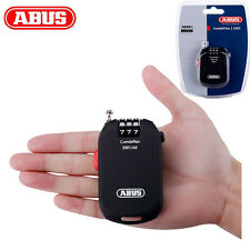 ABUS Cycling Bike Ultralight Password Lock Bicycle Cable Portable Code Lock New