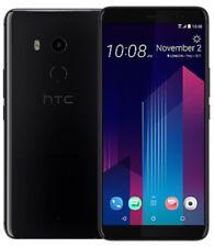 HTC U11 Plus 128GB Dual SIM Android 8 Smartphone NEU!  - Keramik Schwarz