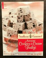 Cookies & Cream Fudge Mix Kit Lot of 1-12 oz By Southern Gourmet Free Ship
