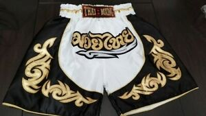 "Muay Thai shorts, size M, waist 26-28"""