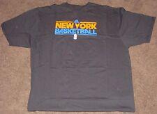 NBA Knicks Adidas Black Short Sleeve T Shirt M