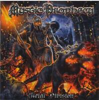 MYSTIC PROPHECY - METAL DIVISION (2020) Power Metal CD Jewel Case by Fono+GIFT