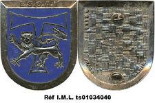 E.S.O.A.T, lion gravé,dos guilloché matricé, G2551 vertical, Drago Paris (6594)