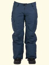 RIDE Women's BEACON Snow Pants - Twilight Navy Slub - Small - NWT